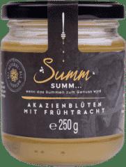 Akazienblütenhonig Frühtracht von Summ SUMM Honighandel