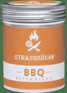 Bio BBQ-Gewürzmischung Klitmøller von Strandküche
