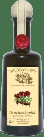 Bio Drachenkopföl von Wasgau Ölmühle