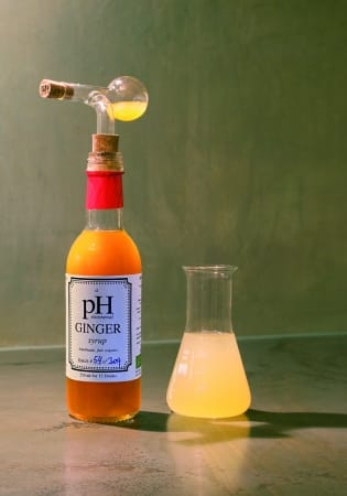 Bio Ginger Sirup von pHenomenal Drinks