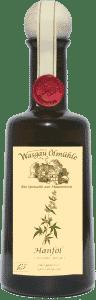 Bio Hanföl von Wasgau Ölmühle