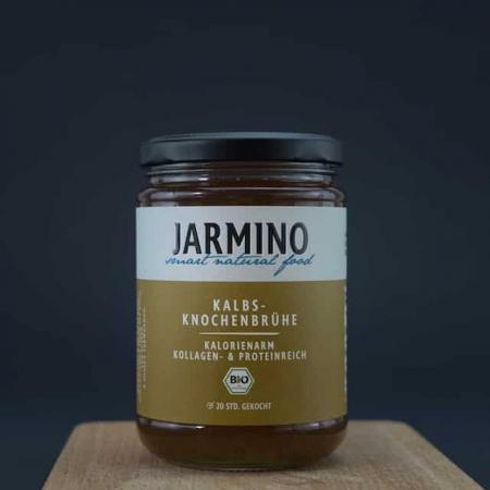 Bio Kalbsknochenbrühe (6 x 350 ml) von JARMINO