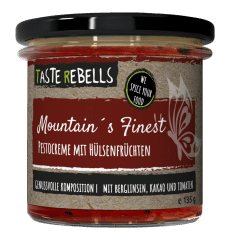 Bio Pestocreme Mountain's Finest