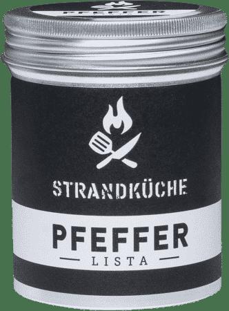 Bio Pfeffer-Gewürzmischung Lista von Strandküche
