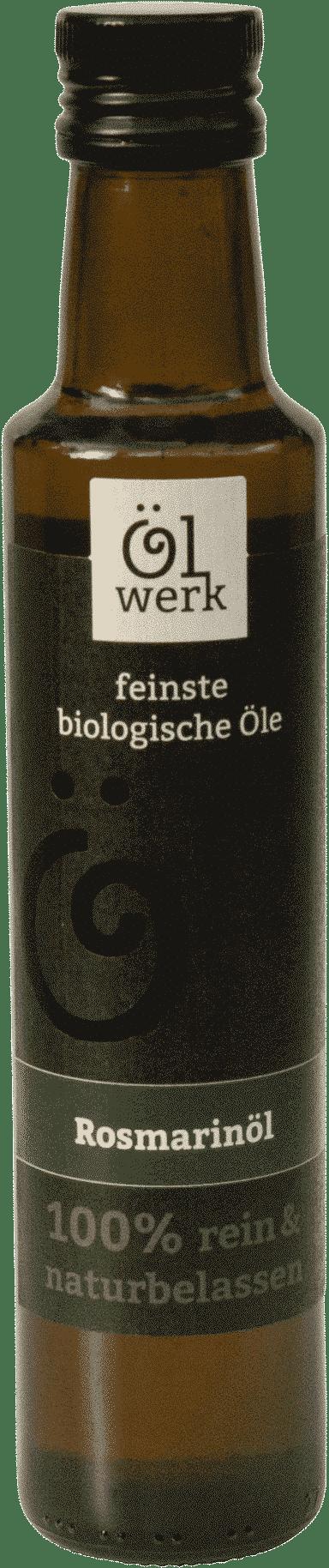 Bio-Rosmarinöl von Ölwerk
