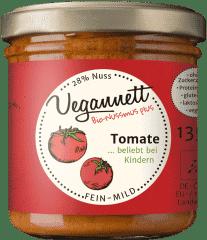 Bio Tomaten Aufstrich mit Cashew- und Erdnussmus von Vegannett