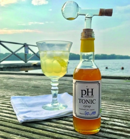 Bio Tonic Syrup von pHenomenal Drinks