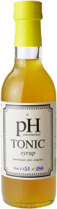 Bio Tonic Syrup von pHenomenal Drinks