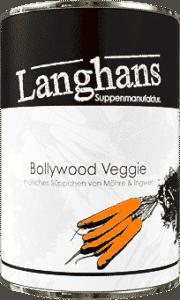 Bollywood Veggie Suppe von Langhans Suppenmanufaktur