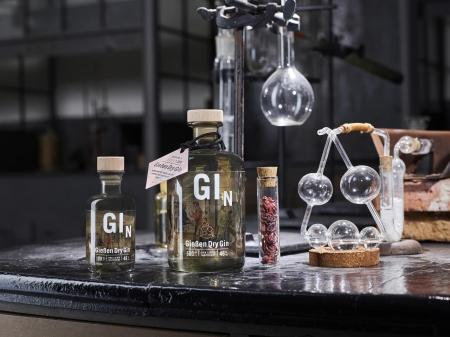 Dry Gin von Gießen Dry Gin