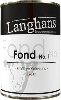 Fond No. 1 von Langhans Suppenmanufaktur