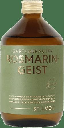 Gartenkräuter Rosmaringeist von STILVOL.