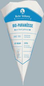 Gebrannte Bio Paranüsse von Hamburger Goldmandeln