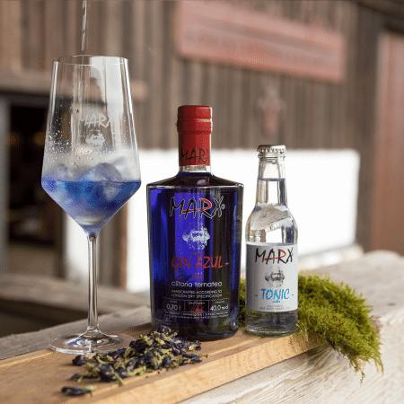 Gin Azul von Wilhelm Marx Edelbrandmanufaktur