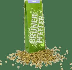 Grüner Pfeffer Bio von streugut