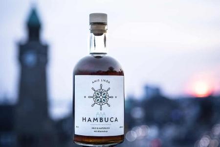 Hambuca Anis Likör von Hambuca