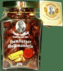 Hamburger Goldmandeln von Hamburger Goldmandeln