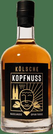 Haselnuss Spirituose 500ml von KÖLSCHE KOPFNUSS