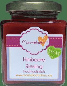 Himbeere Riesling von Marmeladenherz