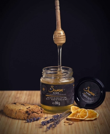 Honig Sparpaket von Summ SUMM Honighandel