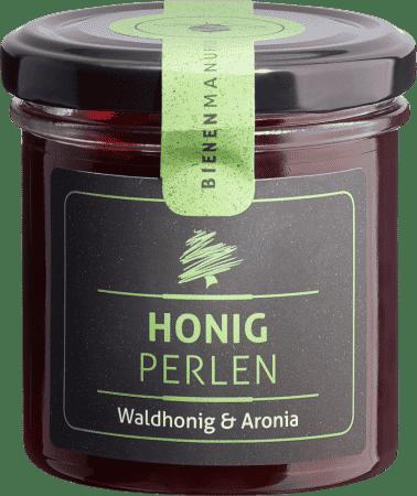 Honigperlen Waldhonig & Aronia von Bienenmanufaktur