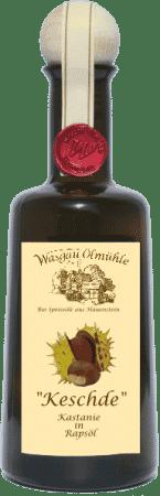 Keschde - Kastanie in Rapsöl von Wasgau Ölmühle
