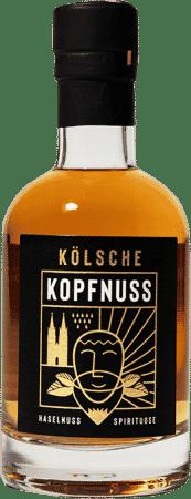 Haselnuss Spirituose von KÖLSCHE KOPFNUSS