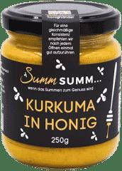 Kurkuma in Honig von Summ SUMM Honighandel
