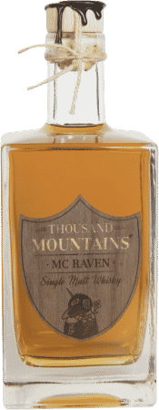 Mc Raven Single Malt Whisky von Sauerländer Edelbrennerei