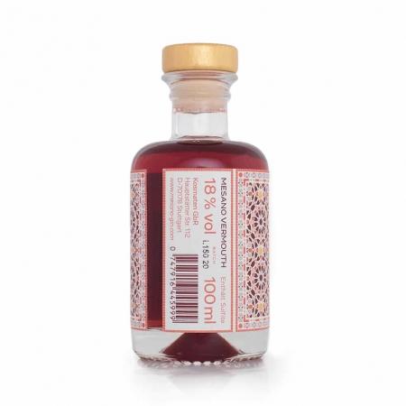MESANO Vermouth - Mini von Kosmaten