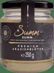 Premium Akazienblütenhonig von Summ SUMM Honighandel