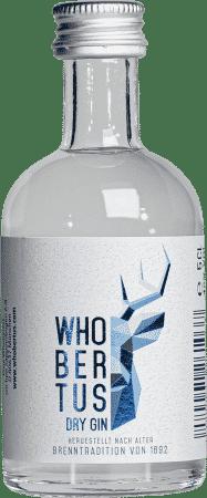 Premium Dry Gin 50ml von Whobertus Premium Dry Gin