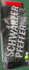 Schwarzer Tellicherry Pfeffer Bio von streugut