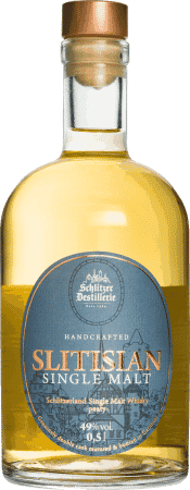 Slitisian Single Malt Whisky -Peaty- von Schlitzer Destillerie