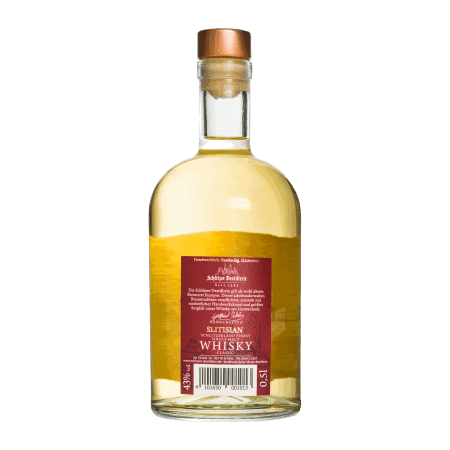 Slitisian Single Malt Whisky von Schlitzer Destillerie