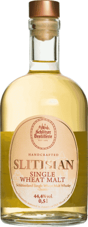 Slitisian Single Wheat Malt Whisky von Schlitzer Destillerie