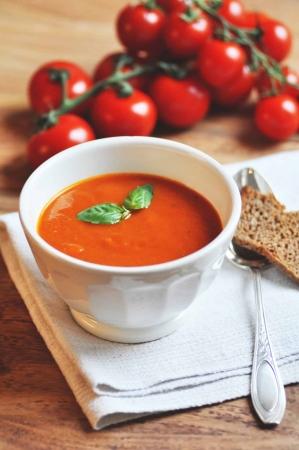 Strauchdieb Tomatencremesuppe von Langhans Suppenmanufaktur
