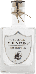 Thousand Mountains White Raven New Make von Sauerländer Edelbrennerei