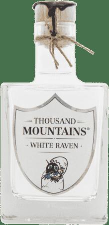 Thousand Mountains White Raven New Make von Sauerländer Edelbrennerei