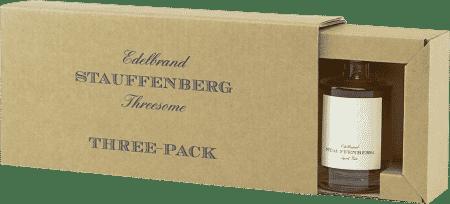 Threesome (Dry Gin / Sloe Gin / Aged Gin) von Stauffenberg