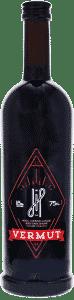 Vermut Rot von Hoos London Gin