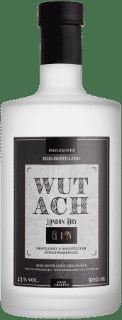 WUTACH - London Dry Gin von Edeldestillerie Indlekofer