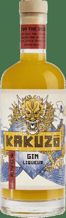 Yuzu Gin Liqueur von Kakuzo