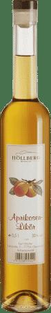 Aprikosenlikör von Höllberg