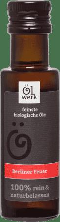 Berliner Feuer Bio-Würzöl von Ölwerk