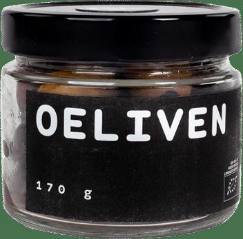 Bio Olivenvariation von OEL-Berlin