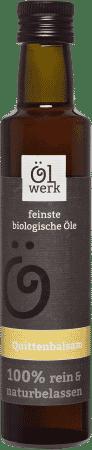 Bio-Quittenbalsam von Ölwerk