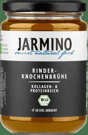 Bio Rinderknochenbrühe (6 x 350ml) von JARMINO