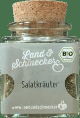 Bio Salatkräuter von Land&Schmecker
