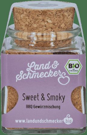 Bio Sweet & Smoky Gewürzmischung